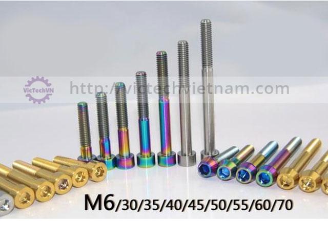 Bu lông Titan M6/30/35/40/45/55/60/70/95