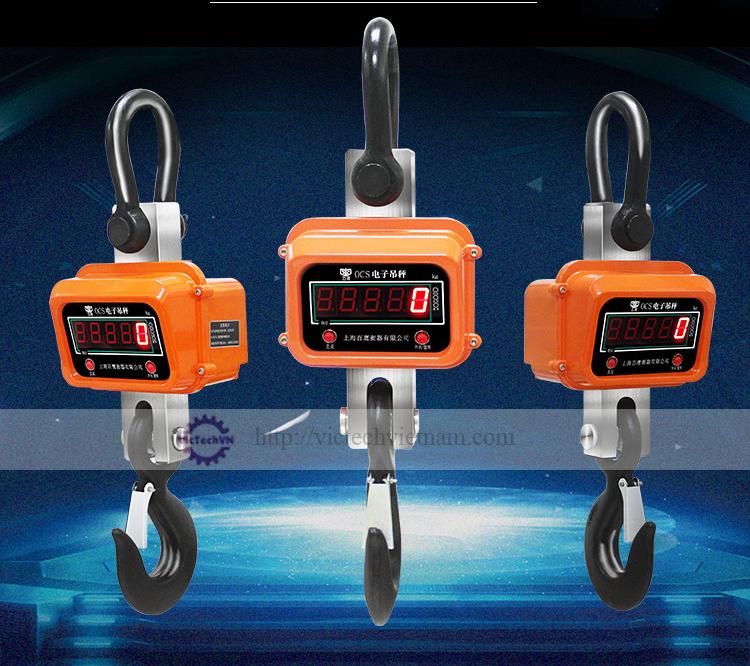 Cân điện tử OCS - 2T / 3T - 5T / 10T / 15T