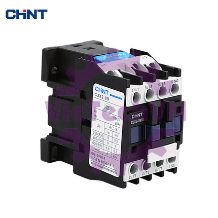 Contactor AC CHiNT CJX2