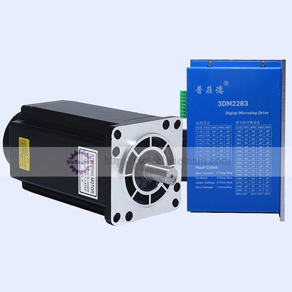 Động cơ bước 3 pha 110BYG350D