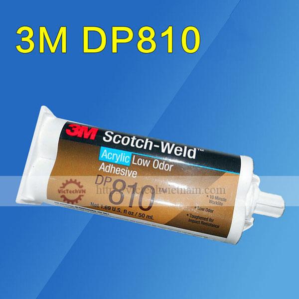 Keo 3M-DP810 AB
