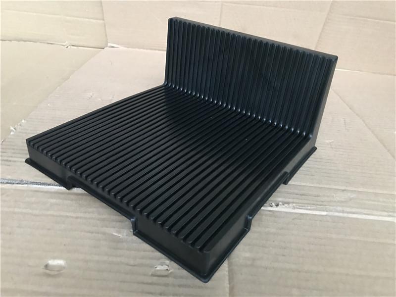 Khay nhựa chống tĩnh điện hình chữ U/L/H