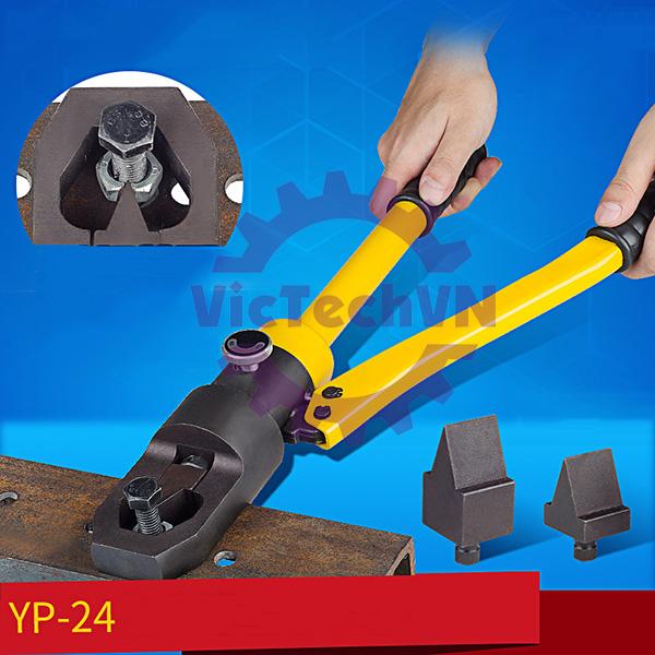 Kìm cắt đai ốc thủy lực YP-24