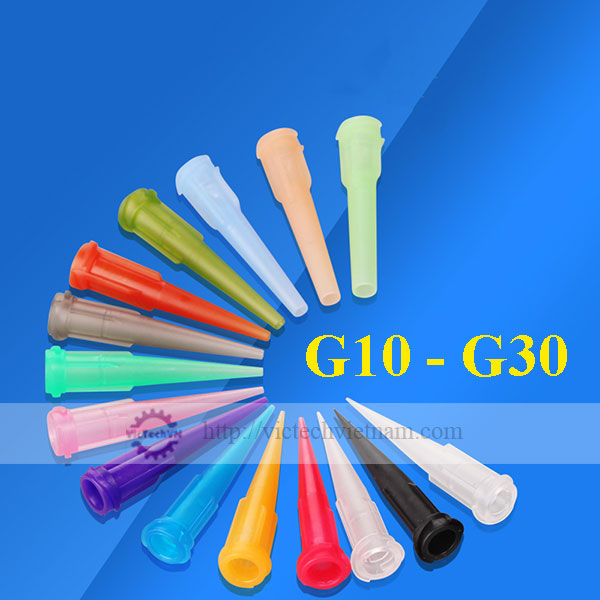 Kim phun keo loại nhựa G10 - G30