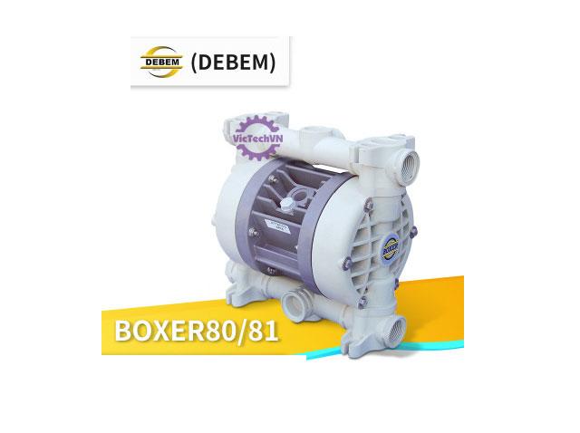 Máy bơm DEBEM BOXER 81