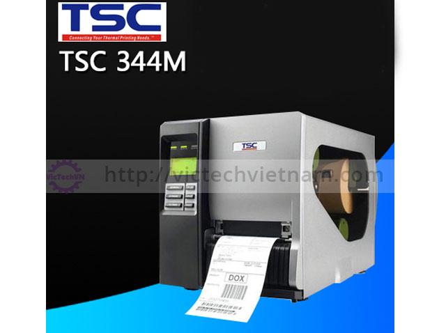 Máy in mã vạch TSC TTP-344M