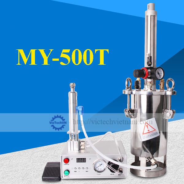 Máy pha chế keo tự động MY-500T