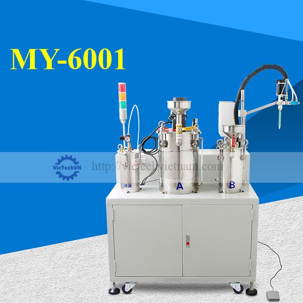 Máy pha chế và dán keo tự động MY-6001