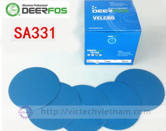 Nhám nỉ tròn DEERFOS SA331
