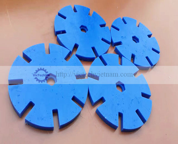 Tấm nhựa kỹ thuật PVC