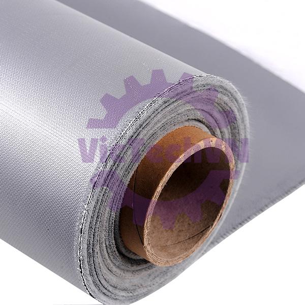 Vải silicone chống cháy