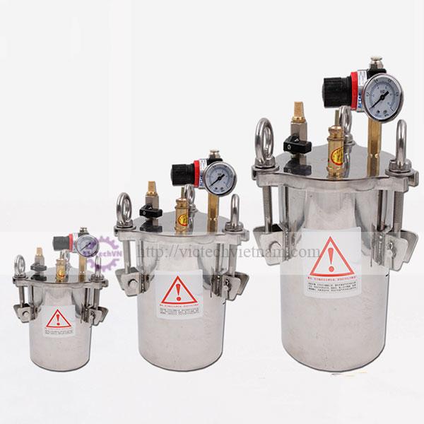 Bể áp lực thép carbon 1L - 50L