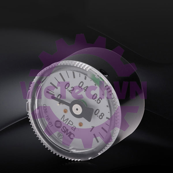 Đồng hồ đo áp suất SMC G33 / G36 / g43 / G46