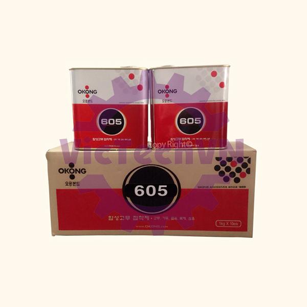 Keo dán OKONG 605