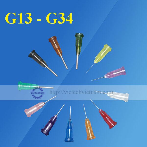 Kim bôi keo 13mm G13 - G34
