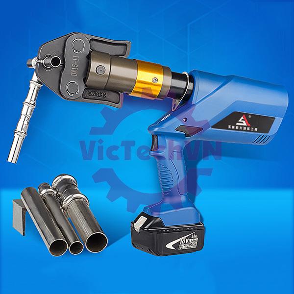 Kìm kẹp ống điện thủy lực DN15 - DN50