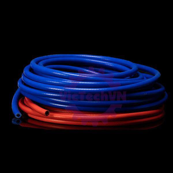 Ống Silicone bện sợi chịu nhiệt OPBZG116