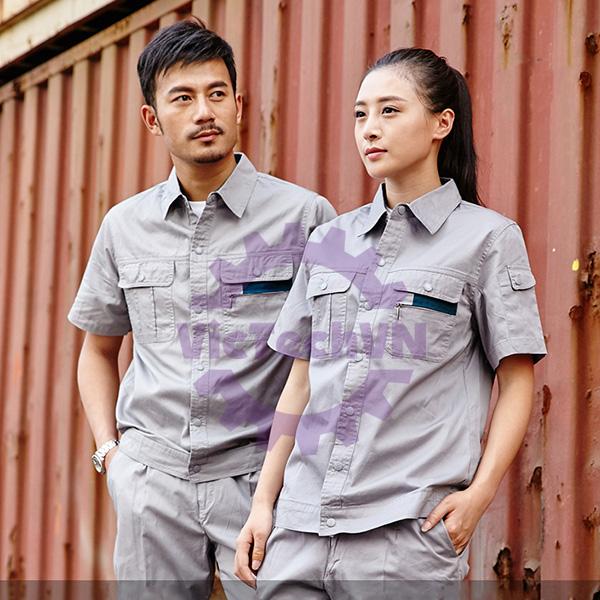 Quần áo bảo hộ ND-019M
