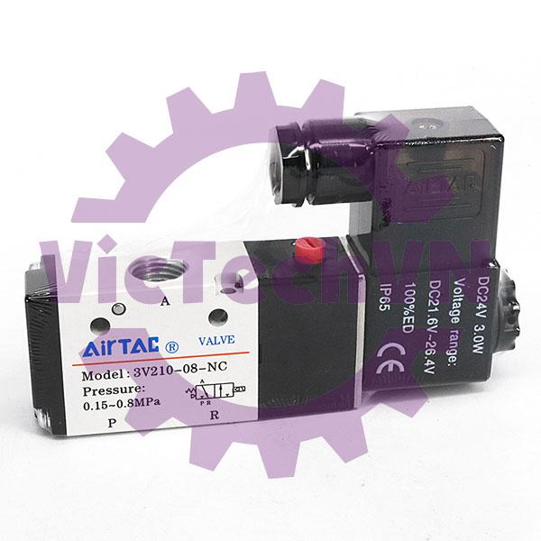 Van điện từ AIRTAC 3V