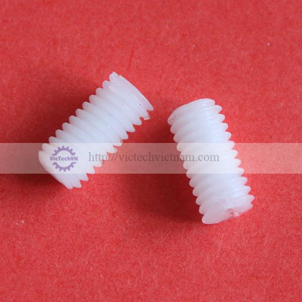 Vít trí nhựa PA66/PC/PP/PVC/PPS/PVDF
